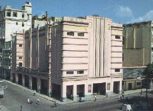 cine - teatro Fausto