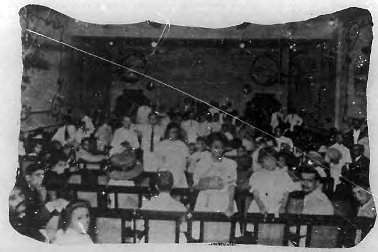 Cine Norma Interior Luyano 1910