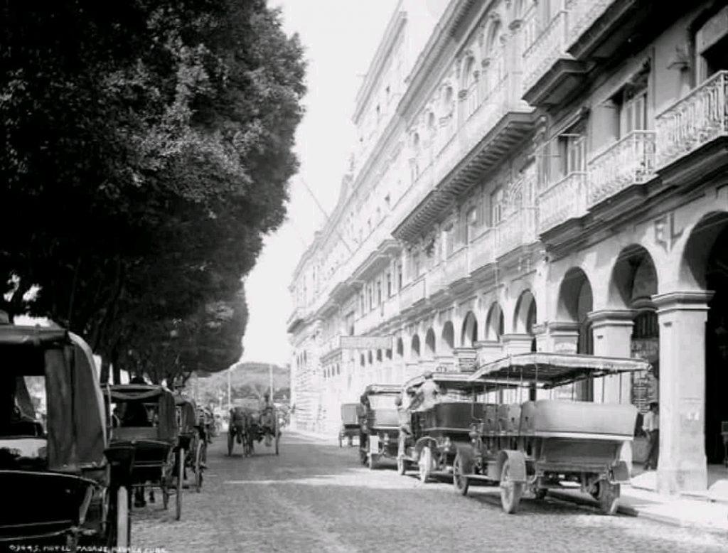 Hotel Pasaje La Habana