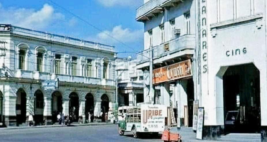 Antiguo cine Manzanares