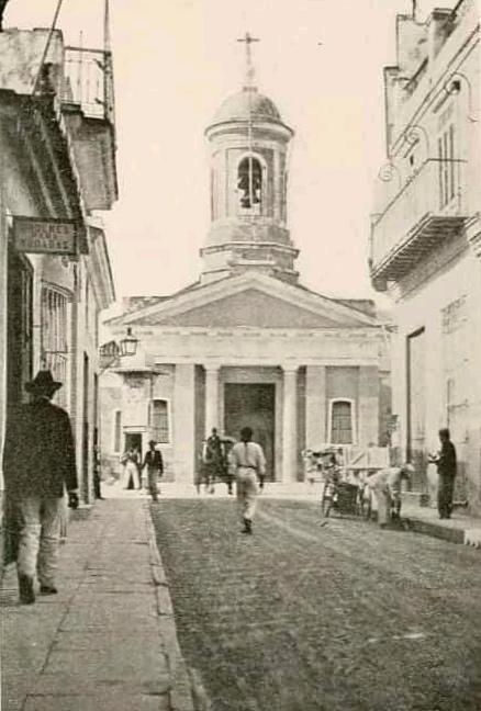 Iglesia de San Nicolás (hoy Iglesia de San Judas Tadeo y San Nicolás)