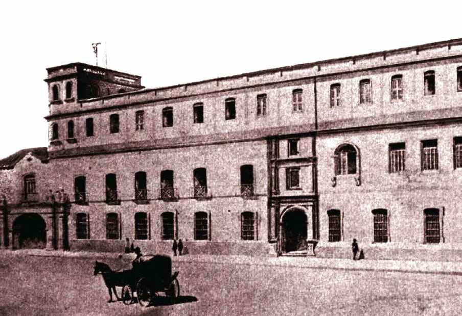 Observatorio de Belén. La Habana. Siglo XIX.