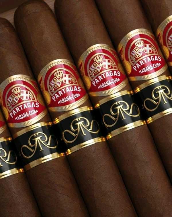 Tabacos Partagás. La Habana