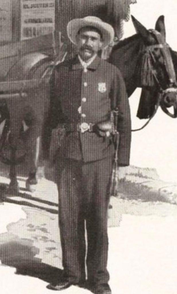 Policia anos 20