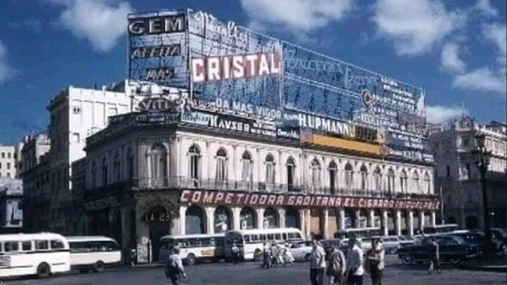 Prado Y Neptuno Habana