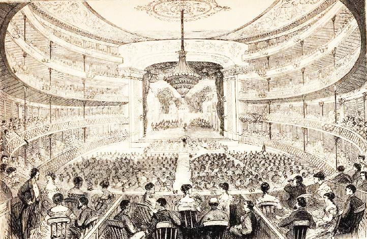Ópera en el Teatro Tacón