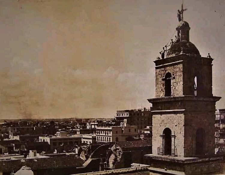 Universidad de La Habana Convento de San Juan de Letran