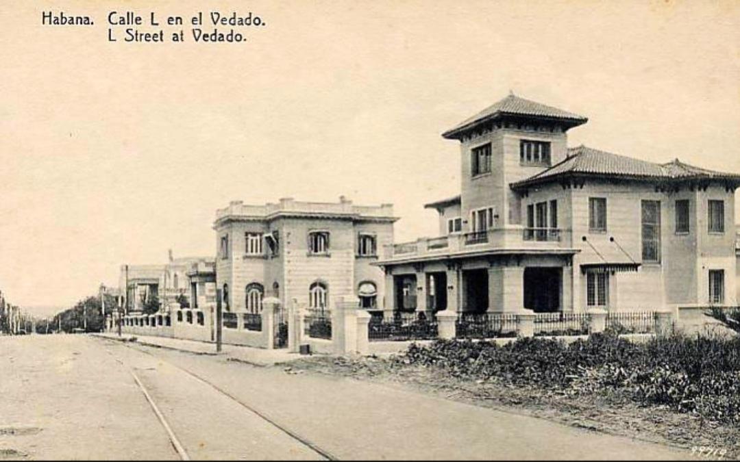 Vedado anos 20