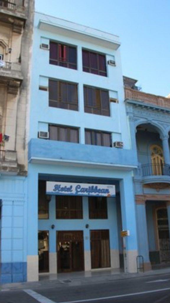 hotel Caribbean Prado