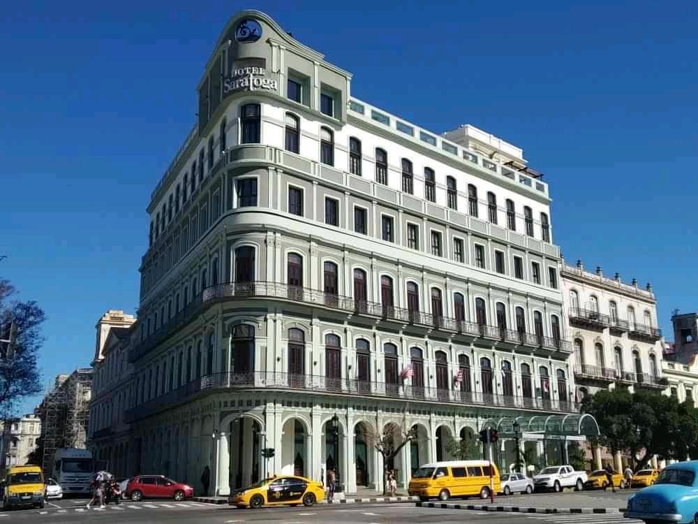 hotel Saratoga la habana