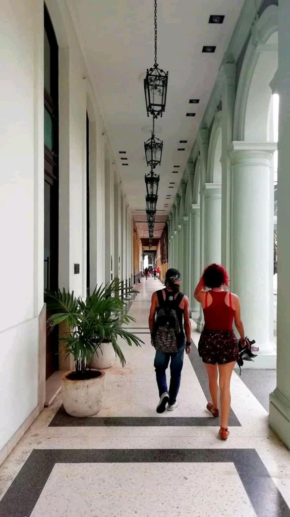 hotel Saratoga portales de prado