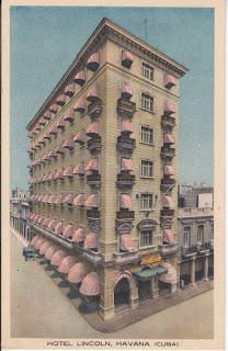 Hotel Lincoln (Postal de la República)