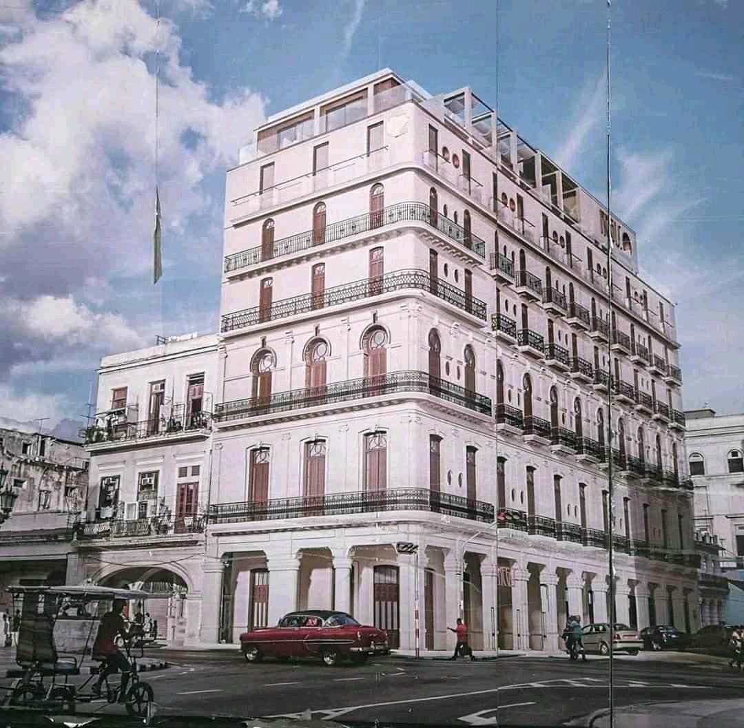 hotel regis habana proyecto