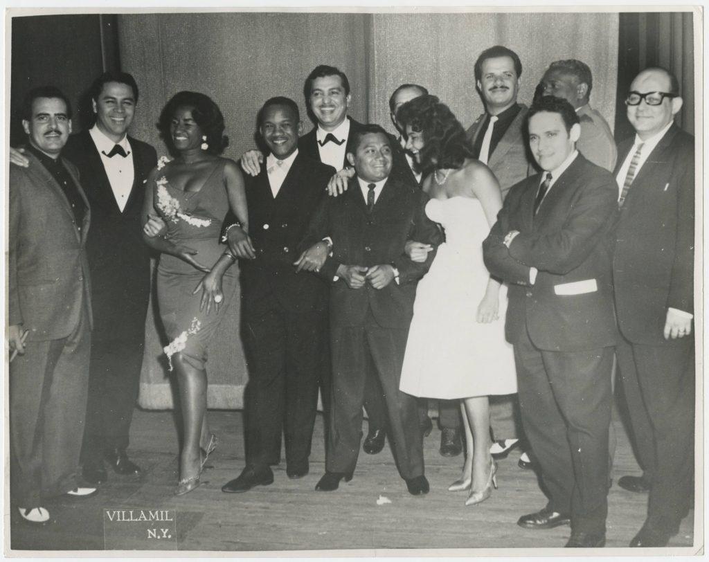 1960-1of-Los-Casanova-Lucho-Gatica-Celia-Cruz-Rolando-Laserie-Rosendo-Rosell-Armando-Manzanero-Lucecita-Benitez-member-of-Los-Casanova-Pedro-Knight-Bernardo-Viera-and-Pancho-Cristal