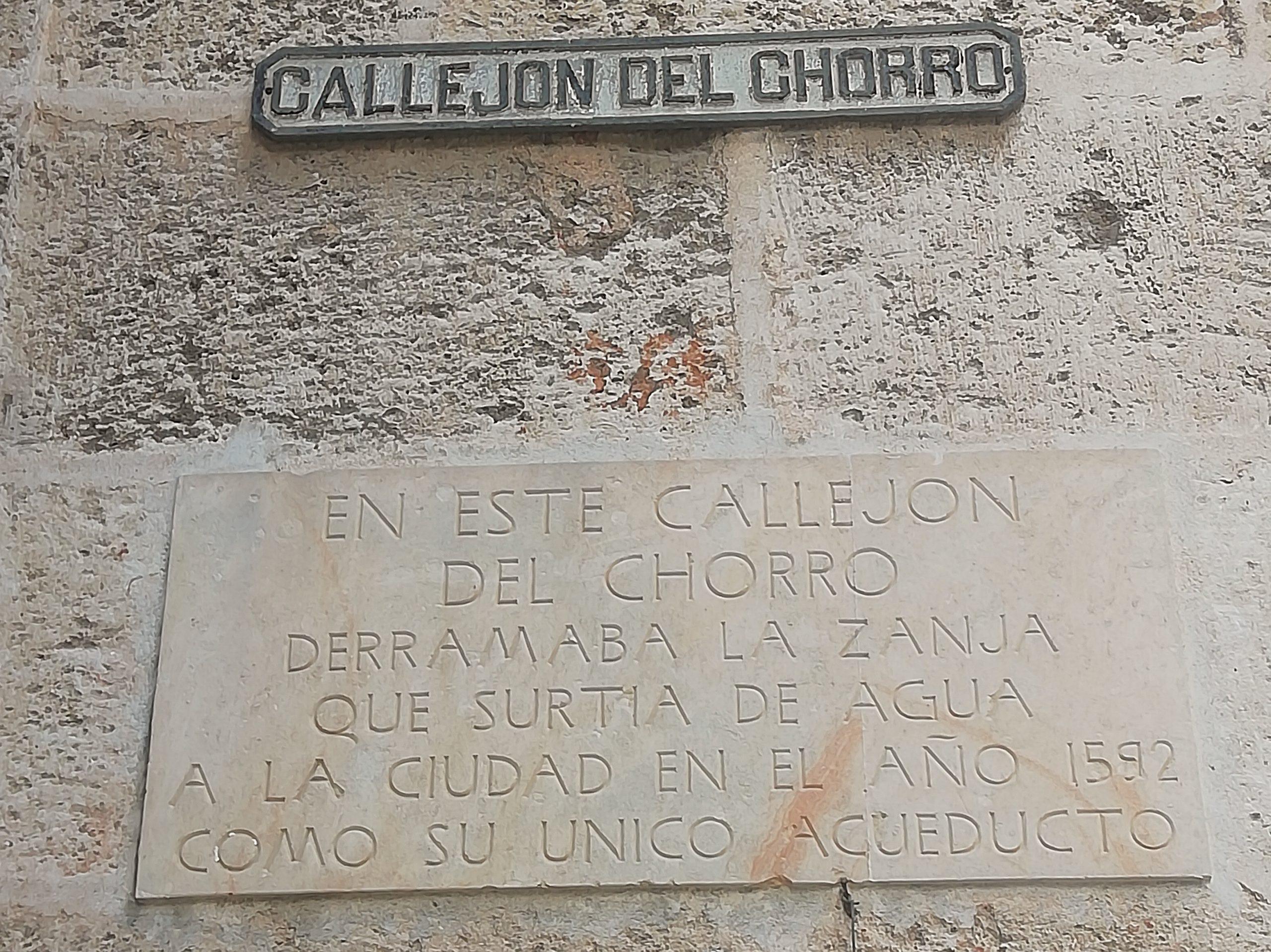 Callejon del Chorro La Habana scaled