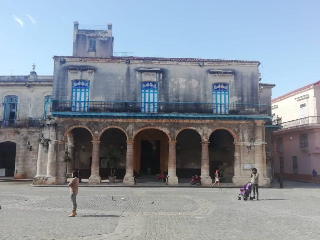 Casa Marqués de Aguas Claras Frontal 1