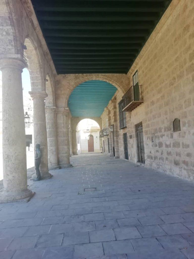 Casa Marqués de Arcos y conde de Lombillo.Portal