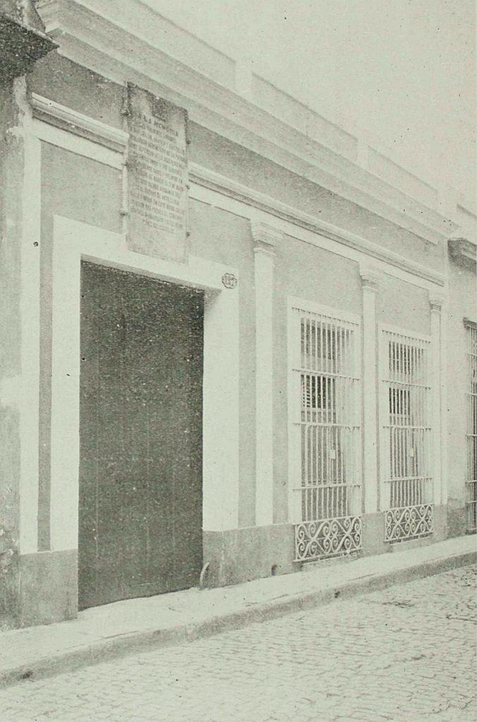 Casa del Coronel Rafael Arango