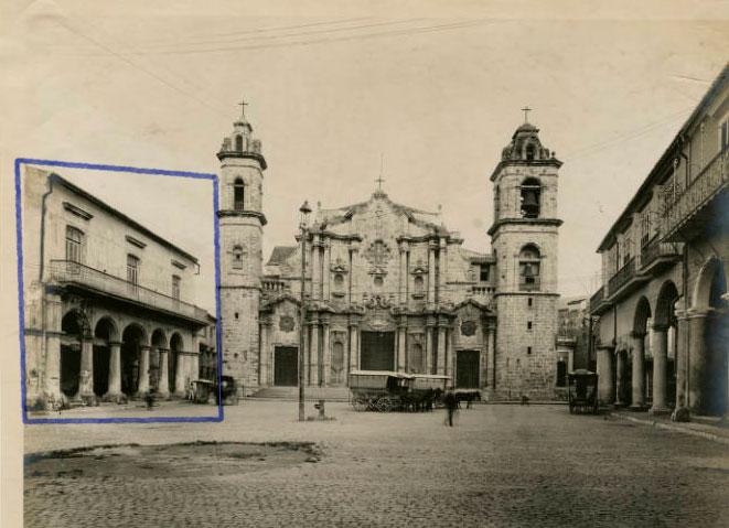 Casa del marqués de Aguas Claras