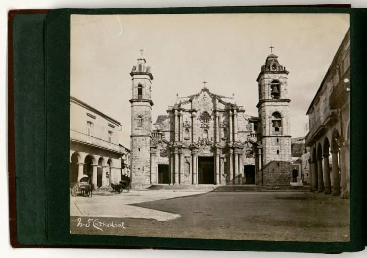 Catedral de La Habana en 1895