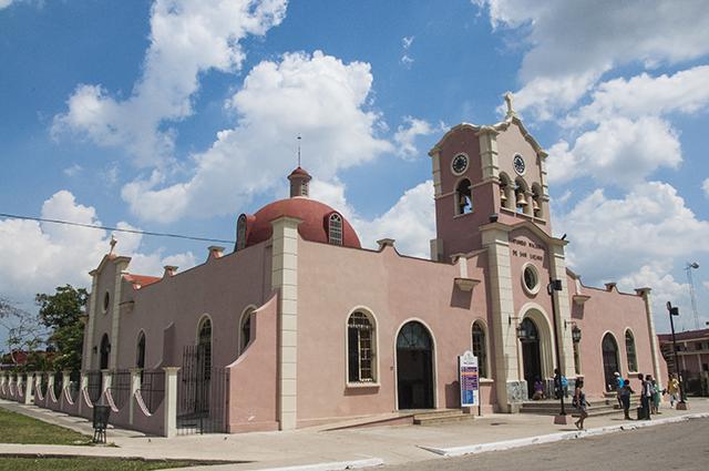 El Rincón. Santuario Nacional de San Lázaro