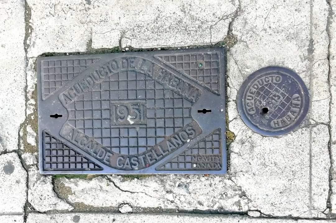 Acueducto de La Habana 1951