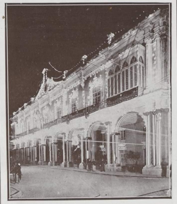 Navidades habaneras en el Ayuntamiento de La Habana