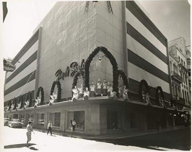 Tienda Fin de Siglo Navidad