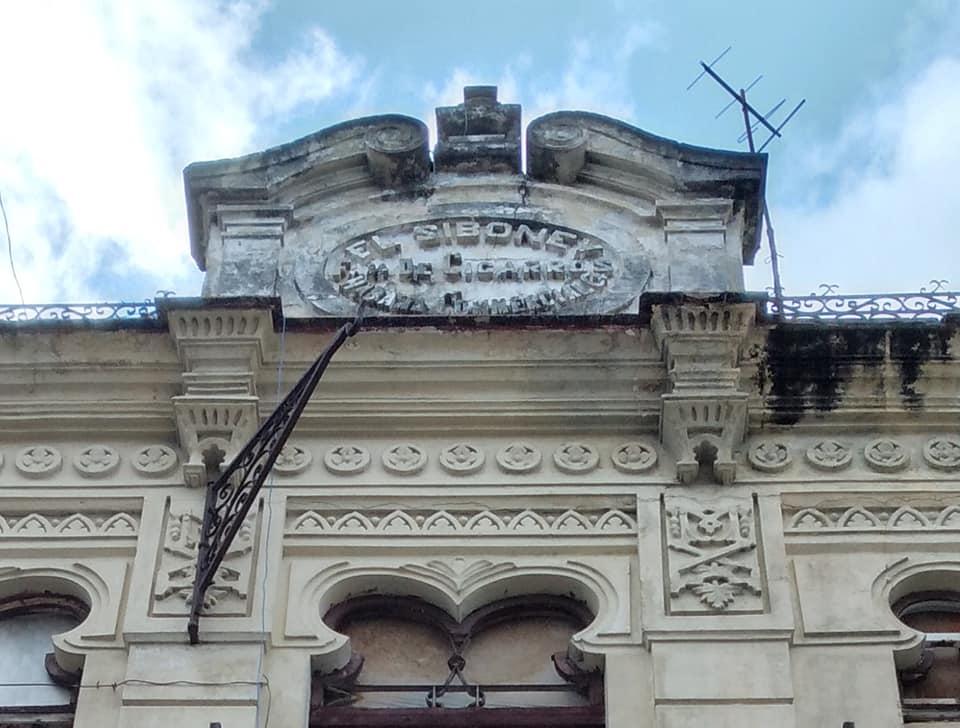 Fabrica de Cigarros El Siboney La Habana