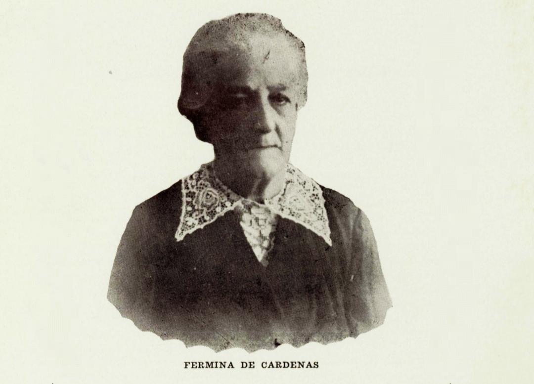 Fermina de Cárdenas