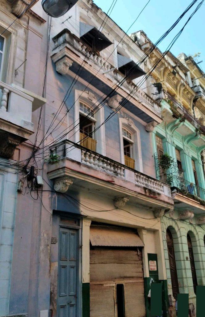 Calle San Miguel 313, antigua Funeraria Fernández