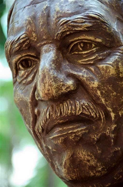 Garcia Marquez rostro