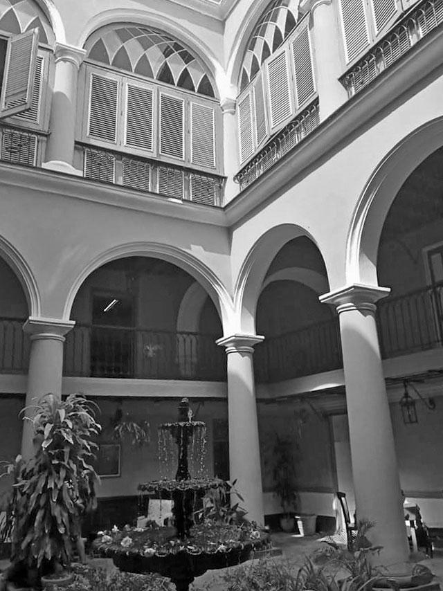 Interior Casa del marques de Aguas Claras FIX