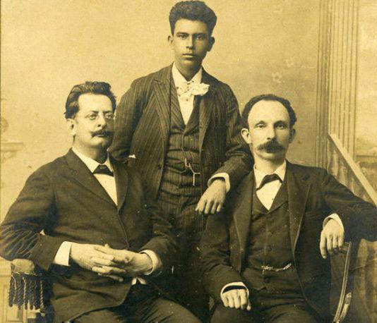 Fermín Valdés Domínguez y José Martí