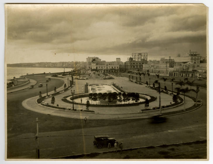Monumento a Maceo. finales de los anos 20 o principios del 30