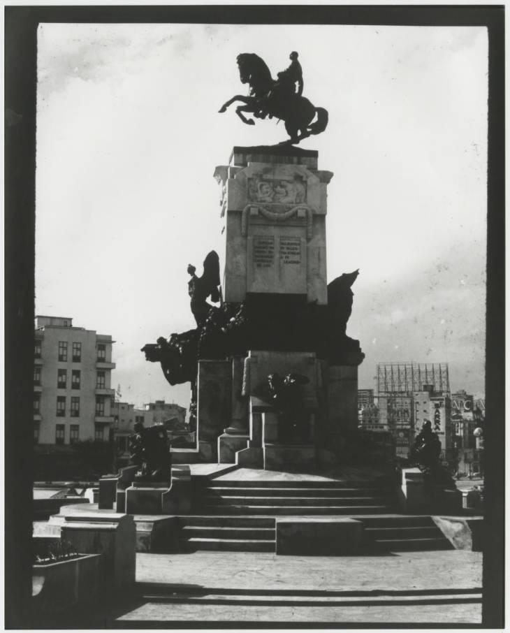 Monumento a Maceo.1957
