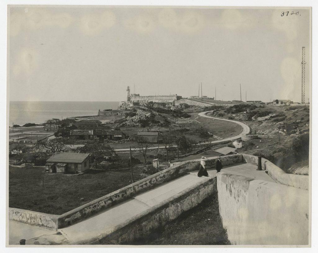 Castillo del Morro, visto desde la Cabaña