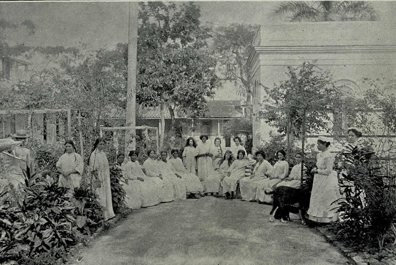 Prostitutas habaneras en la Quinta de Higiene Cerro