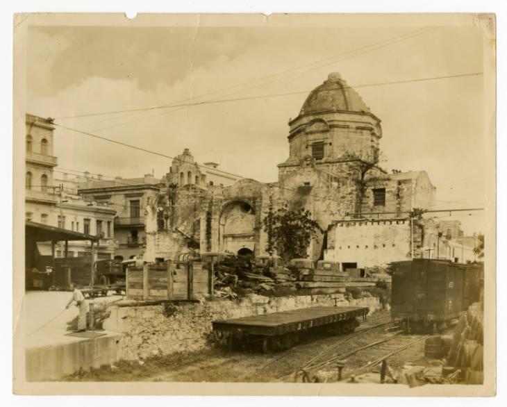 San Francisco de Paula. 1900