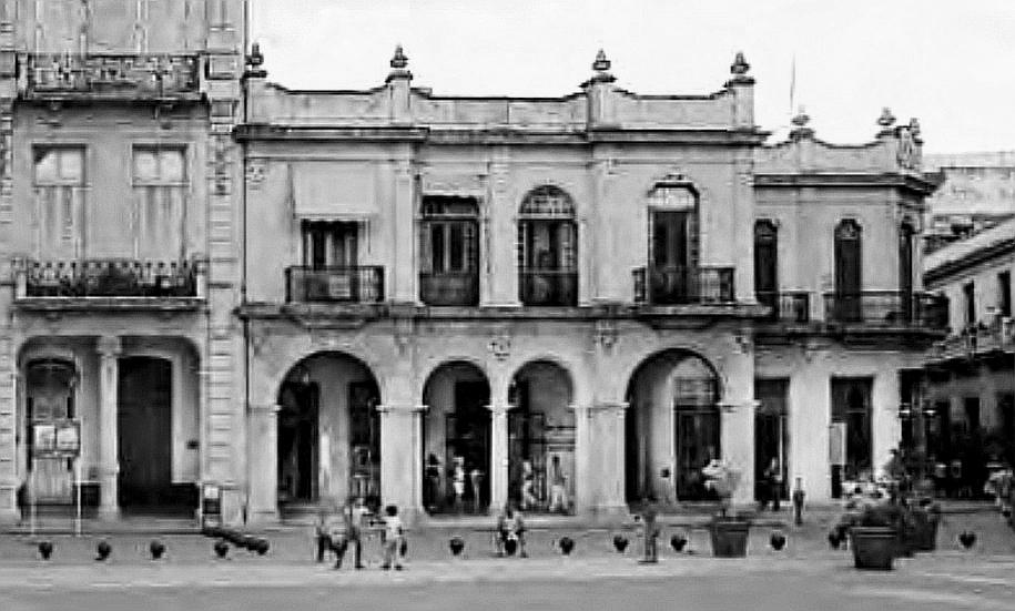 Casa de Obra Pía de Aramburo en Teniente Rey