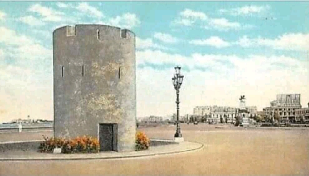 Torreon de San Lazaro decada de 1930