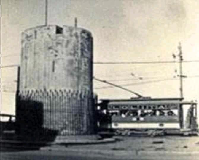 Torreon de San Lazaro decada del 20