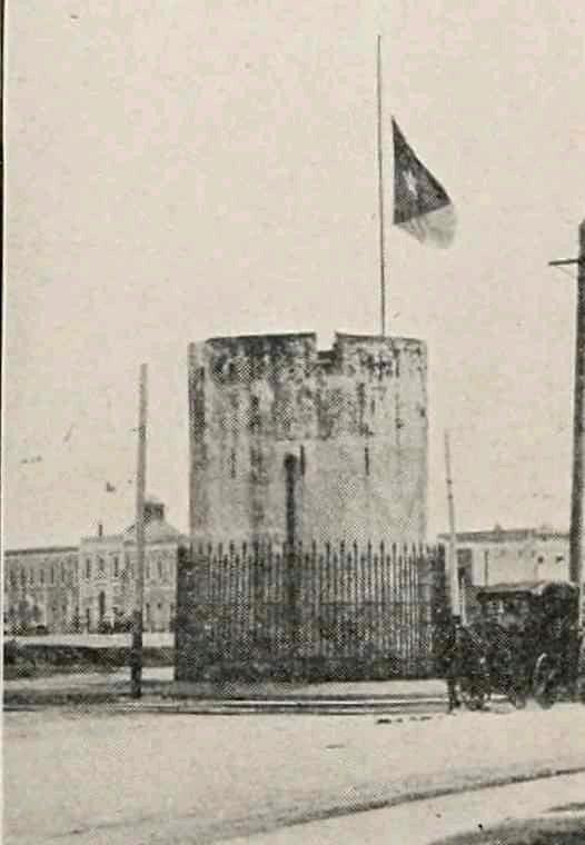 Torreon de San Lazaro principios de siglo