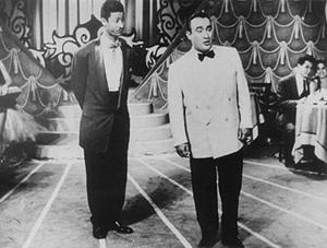 Pedro Vargas y Benny Moré