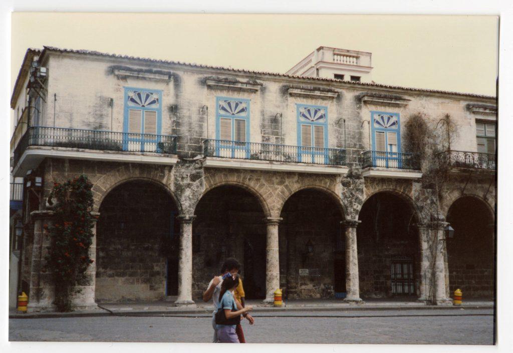 Casa marques de arcos 1986