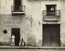 Walker Evans La Habana Balcones