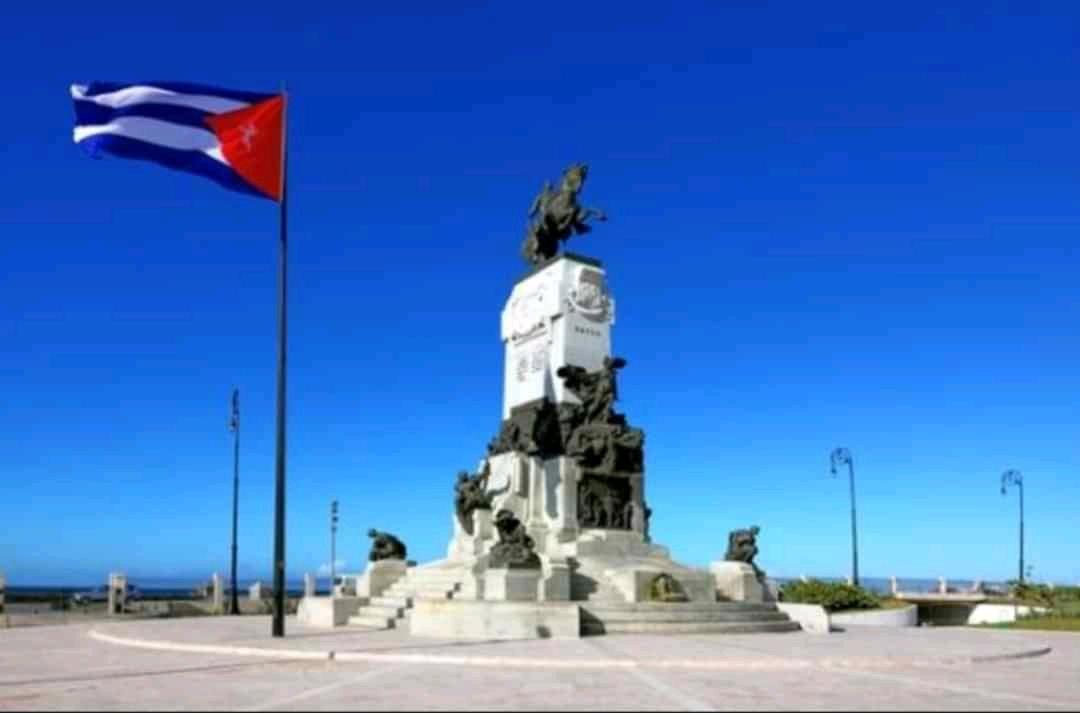 monumento a Antonio Maceo parque maceo