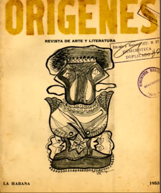 Amelia Origenes Portada 1.1953