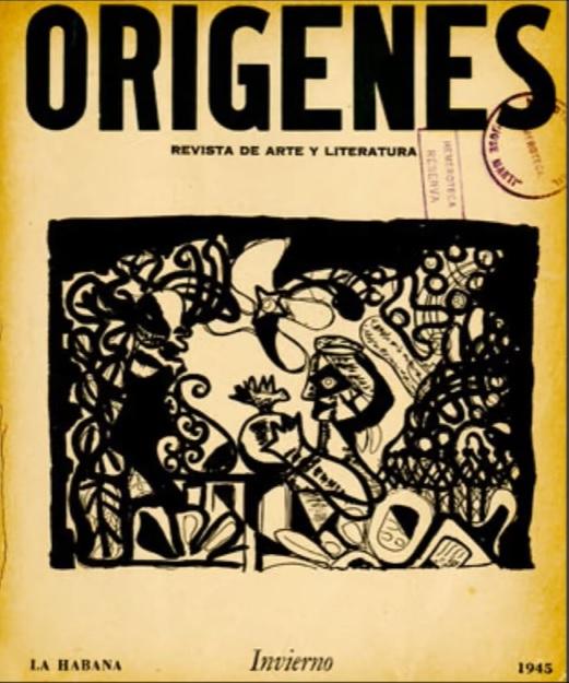Amelia Origenes Portada 12.1945