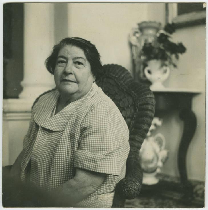 Amelia Peláez. década 60